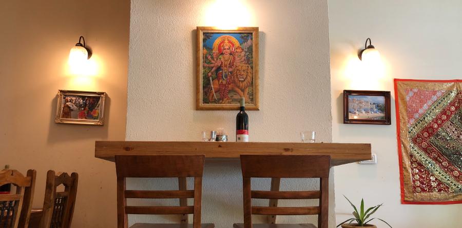 מסעדה הודית בצפון