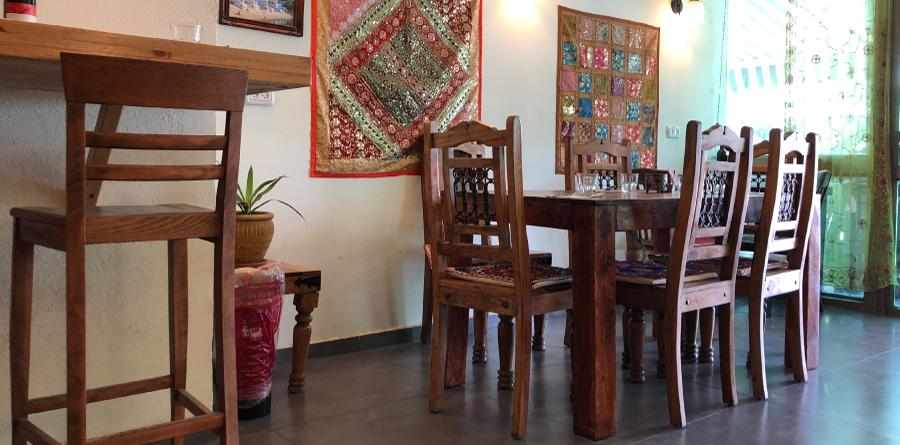 טאלי מסעדה הודית