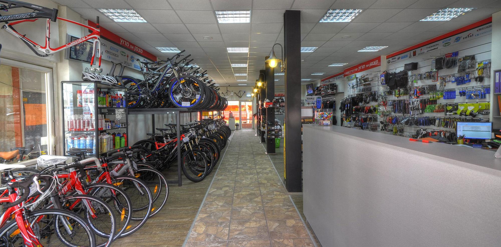 מרכז האופניים קריית שמונה